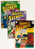 Silver Age (1956-1969):Horror, House of Secrets Group (DC, 1957-61) Condition: Average VG....(Total: 19 Comic Books)