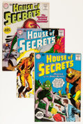 Silver Age (1956-1969):Horror, House of Secrets Group (DC, 1958-61).... (Total: 6 Comic Books)