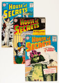 Silver Age (1956-1969):Horror, House of Secrets Group (DC, 1956-61) Condition: Average GD....(Total: 26 Comic Books)