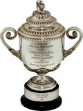 Golf Collectibles:Miscellaneous, 1951 PGA Championship Wanamaker Trophy Won by Sam Snead....