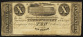 Obsoletes By State:Louisiana, New Orleans, LA- New Orleans Improvement and Banking Company $10 June 1, 1836 G4. ...
