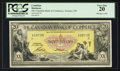 Canadian Currency: , Toronto, ON- The Canadian Bank of Commerce $20 Jan. 2, 1917 Ch. #75-16-04-20a. ...