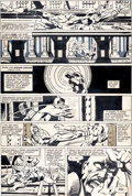 Original Comic Art:Panel Pages, Frank Miller and Klaus Janson Daredevil #169 Page 26Original Art (Marvel, 1981)....