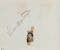 Movie/TV Memorabilia:Autographs and Signed Items, A Fred Astaire, Lucille Ball, Joan Crawford, and Others SignedGroup of Autograph Books, 1940s.... (Total: 3 Items)