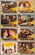 """Movie Posters:Comedy, Those Endearing Young Charms (RKO, 1945). Lobby Card Set of 8 (11""""X 14""""). Comedy.. ... (Total: 8 Items)"""