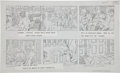 "Original Comic Art:Miscellaneous, Jack Kirby Fantastic Four ""The Frightful Four"" Storyboard Original Art (DePatie-Freleng, 1978)...."