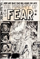 Graham Ingels The Haunt of Fear #25 Cover Original Art (EC, 1954)