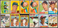 Baseball Cards:Lots, 1950's-80's Topps Boston Red Sox Collection (36) With Yaz, Williamsand Fisk. ...