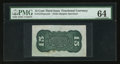 Fractional Currency:Third Issue, Fr. 1272SP 15¢ Third Issue Wide Margin Green Back PMG Choice Uncirculated 64.. ...