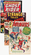 Silver Age (1956-1969):Miscellaneous, Comic Books - Assorted Silver Age Group (Various Publishers, 1960s) Condition: Average FR/GD.... (Total: 27 Comic Books)