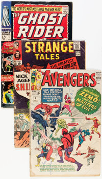 Comic Books - Assorted Silver Age Group (Various Publishers, 1960s) Condition: Average FR/GD.... (Total: 27 Comic Books)