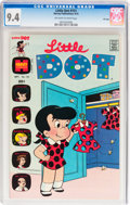 Bronze Age (1970-1979):Humor, Little Dot #151 File Copy (Harvey, 1973) CGC NM 9.4 Off-white towhite pages....