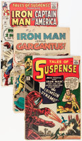 Silver Age (1956-1969):Superhero, Tales of Suspense Group (Marvel, 1963-68) Condition: Average FR.... (Total: 28 Comic Books)