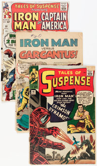 Tales of Suspense Group (Marvel, 1963-68) Condition: Average FR.... (Total: 28 Comic Books)