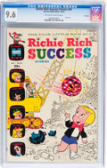Bronze Age (1970-1979):Humor, Richie Rich Success Stories #34 File Copy (Harvey, 1970) CGC NM+ 9.6 Off-white to white pages....