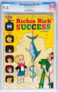 Bronze Age (1970-1979):Humor, Richie Rich Success Stories #38 File Copy (Harvey, 1971) CGC NM/MT9.8 Off-white to white pages....