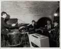 Music Memorabilia:Photos, Beatles Original Cavern Club Rehearsal Photo by Photographer PeterKaye (Liverpool, 1962)....