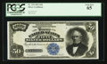 Large Size:Silver Certificates, Fr. 335 $50 1891 Silver Certificate PCGS Gem New 65.. ...
