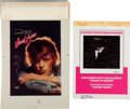 Music Memorabilia:Posters, David Bowie - Cashbox Ad Art for Young Americans andStation To Station (1975-76).... (Total: 2 Items)