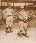 Autographs:Photos, Circa 1930 Rogers Hornsby Signed Large Photograph....