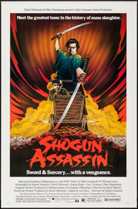 "Shogun Assassin (New World, 1980). One Sheet (27"" X 41""). Adventure"
