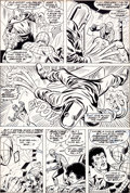 Original Comic Art:Panel Pages, Sal Buscema and Mike Esposito Spectacular Spider-Man #16Page 30 Original Art (Marvel, 1978)....