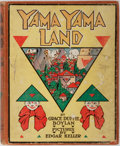 Books:Children's Books, [Children's]. Grace Duffie Boylan. Yama Yama Land. Chicago:Reilly & Britton, nd. One of the more popular imit...
