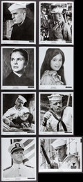 """Movie Posters:War, The Sand Pebbles (20th Century Fox, 1966). Portrait and ScenePhotos (58) (8"""" X 10""""). War.. ... (Total: 58 Items)"""