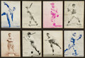 "Baseball Cards:Lots, 1934-36 R318 National Chicle ""Batter Up"" Collection (16) - ManyHoFers. ..."