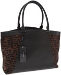 Luxury Accessories:Accessories, Akris Al Double-Face Wool Shoulder Bag with Brushed Gunmetal Hardware. ...