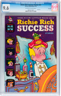 Bronze Age (1970-1979):Humor, Richie Rich Success Stories #31 File Copy (Harvey, 1970) CGC NM+9.6 Off-white to white pages....