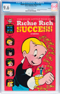 Bronze Age (1970-1979):Humor, Richie Rich Success Stories #32 File Copy (Harvey, 1970) CGC NM+9.6 Off-white to white pages....