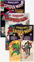 Silver Age (1956-1969):Superhero, The Amazing Spider-Man Group (Marvel, 1966-69) Condition: Average FN.... (Total: 25 Comic Books)