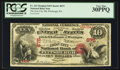 National Bank Notes:Pennsylvania, Pittsburgh, PA - $10 Original Fr. 412 The Iron City NB Ch. # 675....