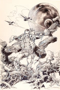 Original Comic Art:Covers, Rudy Nebres CrossGen Chronicles #7 Cover Original Art(CrossGen, 2002)....
