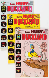 Baby Huey in Duckland #3-15 File Copies Group (Harvey, 1962-66) Condition: Average VF+.... (Total: 13 Comic Books)