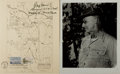 Autographs:Military Figures, Group of Two U.S. General Items... (Total: 2 Items)