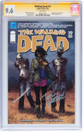 Modern Age (1980-Present):Horror, Walking Dead #19 Signature Series (Image, 2005) CGC NM+ 9.6 Whitepages....