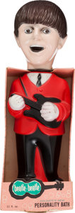 Music Memorabilia:Memorabilia, Beatles Paul McCartney Bubble Bath Doll (Colgate, 1965). ...