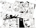 "Original Comic Art:Panel Pages, Luke Ross and Rick Ketchum Dark Horse Presents Annual 1998 ""Buffy the Vampire Slayer"" Story Pages 4 and 5 Original... (Total: 2 Original Art)"