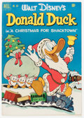 Golden Age (1938-1955):Cartoon Character, Four Color #367 Donald Duck (Dell, 1952) Condition: FN/VF....