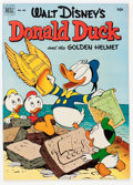 Golden Age (1938-1955):Funny Animal, Four Color #408 Donald Duck (Dell, 1952) Condition: FN/VF....
