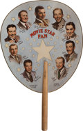 Movie/TV Memorabilia:Documents, A 'Movie Star Fan' Depicting Legendary Hollywood Movie Stars, Circa1946....
