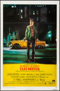"Movie Posters:Crime, Taxi Driver (Columbia, 1976). One Sheet (27"" X 41""). Crime.. ..."