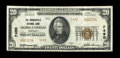 National Bank Notes:Kentucky, Morganfield, KY - $20 1929 Ty. 2 The Morganfield NB Ch. # 7490. ...