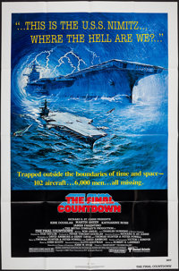"""The Final Countdown & Others Lot (United Artists, 1980). One Sheets (91) (27"""" X 41""""), Lobby Cards (151..."""
