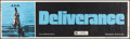 "Movie Posters:Action, Deliverance (Warner Brothers, 1972). Banner (24"" X 82""). Action....."