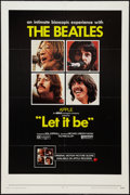 """Movie Posters:Rock and Roll, Let It Be (United Artists, 1970). One Sheet (27"""" X 41""""). Rock andRoll.. ..."""