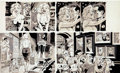 Original Comic Art:Panel Pages, Wally Wood Mad #31 Panel Page Original Art (EC, 1957)....
