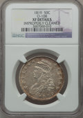 Bust Half Dollars: , 1819 50C -- Improperly Cleaned -- NGC Details. XF. O-108. NGCCensus: (29/367). PCGS Population (54/314). Mintage: 2,208,0...